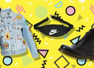 Fashion Trends of the 90s - A Quick Look at Some of the Old and New Fashions