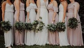 Tips On How To Choose Bridesmaid Dresses That Will Make You Look And Feel Your Best On Your Wedding Day