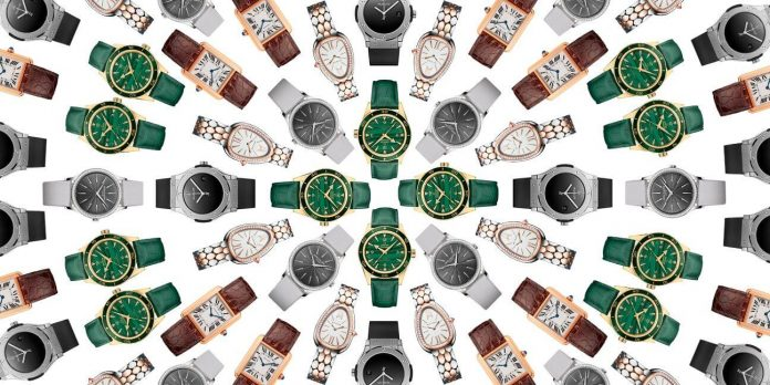 Top Five Wristwatches