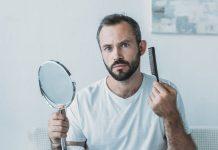 male-pattern baldness
