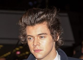 Harry Styles without makeup