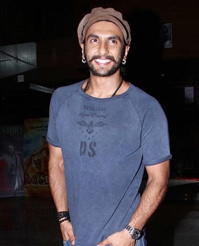 Ranveer Singh without makeup