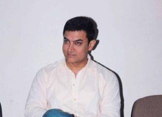aamir khan without Makeup
