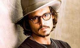 Johnny Depp without makeup